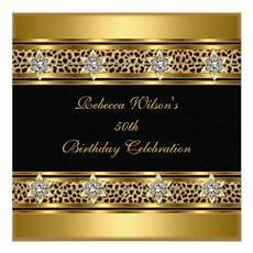 Elegant Party Invites Elegant 50th Birthday Party Invitations Drevio