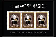 a magical illusion on a postage st postalnews