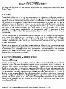 Written Essays Essay Writing Academic Spectrum
