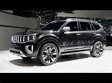 2019 Kia Mohave by 2020 Kia Mohave Quot Masterpiece Quot Exterior