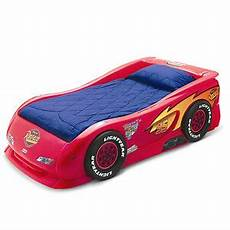 disney cars lightning mcqueen toddler bed ebay