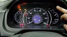 Blinking Engine Light Honda Accord 2014 Honda Cr V Reset Change Engine Oil Light Youtube
