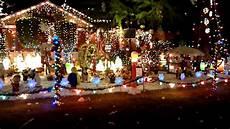 Christmas Lights In Stockton Ca Christmas Lights In Pasadena Youtube