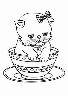 Ausmalbilder Baby Katze Ausmalbilder Katzen 19 Ausmalbilder Kinder
