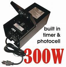 Alliance Lighting Transformer Patriot Lighting 200 Watt Outdoor Low Voltage Transformer