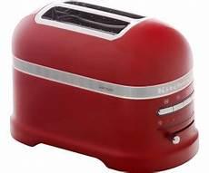 kitchenaid tostapane prezzo kitchenaid artisan tostapane rosso imperiale 5kmt2204eer a