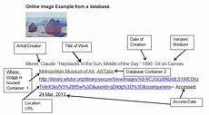 Mla Citation Of A Website Citing Images In Mla 8th Citation Library Guides At