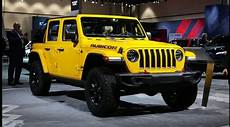 2020 Jeep Jl Rumors by 2020 Jeep Wrangler Concept Unlimited Rubicon Diesel
