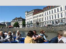 Paddan boat tour in Gothenburg: City tour and harbour cruise