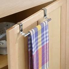 the cabinet towel bar interdesign kitchen bathroom