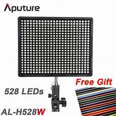 Amaran Led Light Review Aputure Amaran Al H528w 528 Led Video Light Panels Led