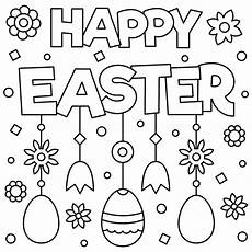easter coloring pages themed printables for