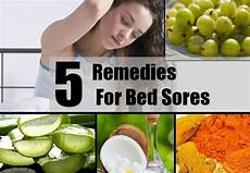 home remedies for bed sores treatments cure