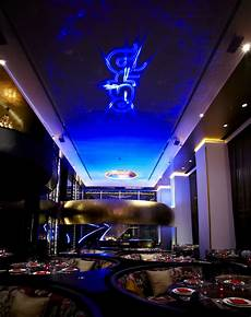 Restaurant Mood Lighting Restaurant And Mood Lighting At Osha Bangkok Wgc