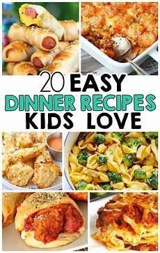 20 easy dinner recipes that kids love homemaking easy