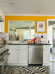 color kitchen ideas cheerful bright kitchen color ideas for sleek interior