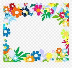 Chart Frame Design Decorate A Boarder Of Chart Paper Clipart Picture Frames