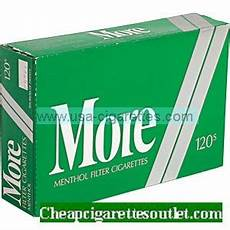 More White Light 120 Cigarettes Cigarettes More Menthol 120 S Cigarettes