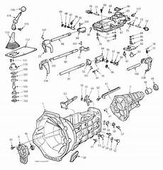 Ford 5 Speed Transmission Parts