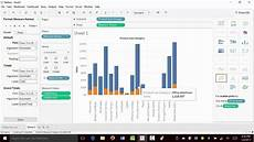 Data Visualization Projects Visualize Data With A Bar Chart Data Visualization With Tableau How To Create Stacked