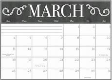 Printable Editable Calendars March 2018 Calendar Editable Printable Free Printable