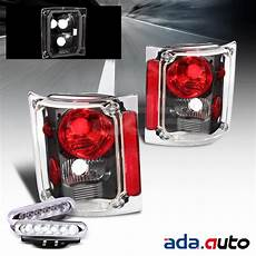 Led Lights For 85 Chevy Truck 1973 1987 Chevy C10 Suburban Tahoe Black Lights Led