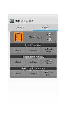 Google Attendance Tracker Attendance Tracker Android Apps On Google Play