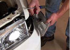 2004 Honda Accord Parking Light Bulb Honda Accord How To Replace Parking Lights With Leds