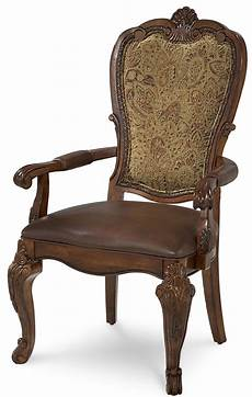 upholstered accent chairs with arms world upholstered back arm chair set of 2 from