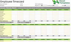 Employee Time Tracking Excel Employee Leave Record Excel Tracker Templates 2019