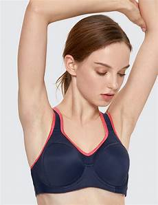 Lightly Lined Racerback Bra Syrokan Women S Full Support Racerback Lightly Lined