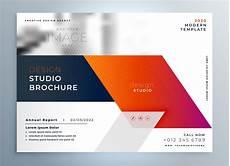 Background Leaflet Design Abstract Business Brochure Presentation Leaflet Design