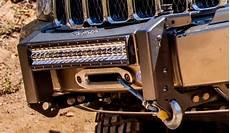 Wk Light Bar Wk Led Bumper Mount Light Bar Kit Jeep Wk Jeep Grand