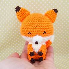 kito the fox amigurumi crochet snacksies handicraft