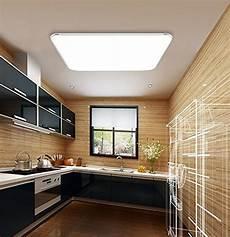 led panel schlafzimmer mctech 64w led plafonnier ultraslim moderne plafonnier