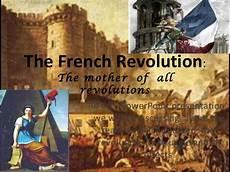 French Revolution Powerpoint French Revolution 1789