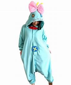lilo stitch kigurumi onesie pajamas animal costumes for