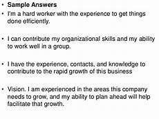What Skills And Experience Can You Bring To This Role What Can You Contribute To This Company Interview Answer