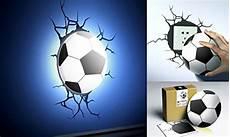 3d Football Wall Light Blogger 3d Soccer Ball Football Basketball Rugby Baseball