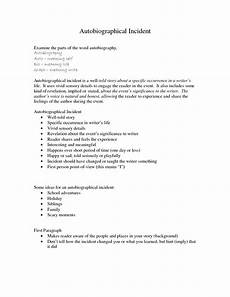 Biographical Essay Example Biographical Essay Sample Autobiography College Paper