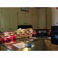 peel and stick kitchen backsplash art3d 12 in x 12 in peel and stick vinyl backsplash tile