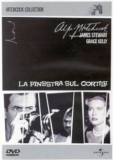 la finestra sul cortile la finestra sul cortile dvd alfred hitchcock