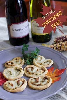 make ahead appetizer for easy entertaining staying