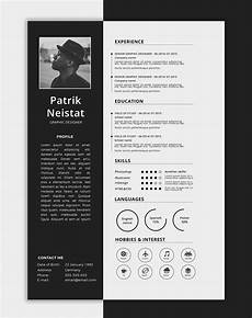 Resume Templates For Indesign 13 Photoshop Illustrator Amp Indesign Resume Templates
