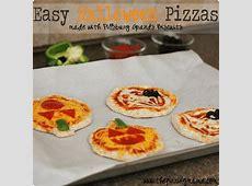 Easy Week Night Dinner: Personal Pizzas with Pillsbury