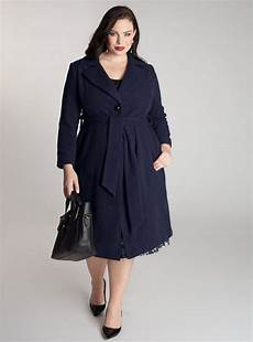 fit guide for plus size coats