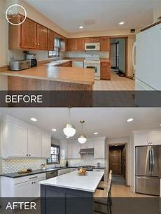 kitchen remodel before and after on a budget diy kitchen