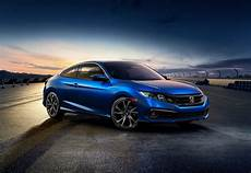 2019 Honda Sports Car by 2019 Civic Sport Headlines Honda S Style And Safety Tech