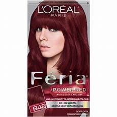 Feria Hair Colour Chart L Oreal Paris Feria Multi Faceted Shimmering Color