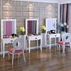 Vanity Table Set With Lights Home Studio Maren White Vanity Set Dressing Table Amp Led